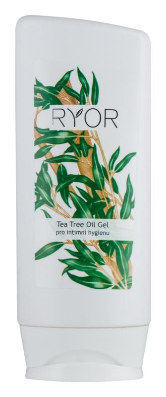 RYOR Tea Tree Oil gél na intímnu hygienu