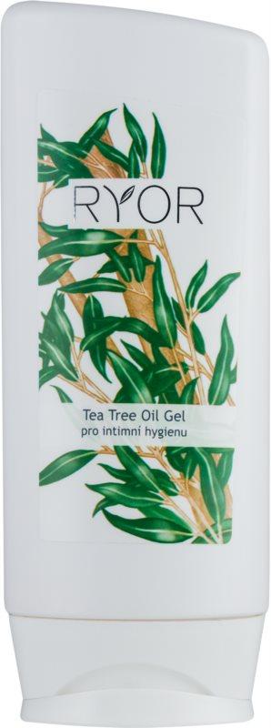 RYOR Tea Tree Oil gel za intimno higieno