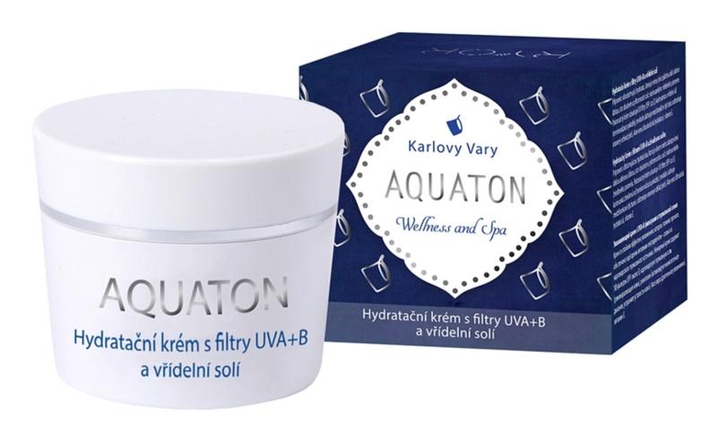 RYOR Aquaton vlažilna krema z UVA in UVB filtri