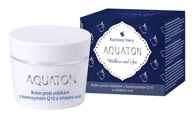 RYOR Aquaton Anti-Falten Creme mit dem Coenzym Q10