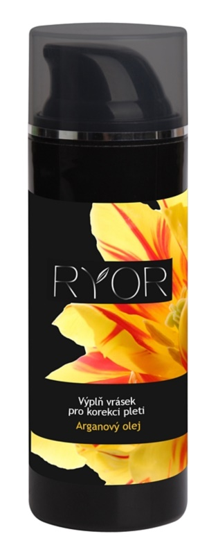 ryor argan oil combleur de rides correcteur. Black Bedroom Furniture Sets. Home Design Ideas