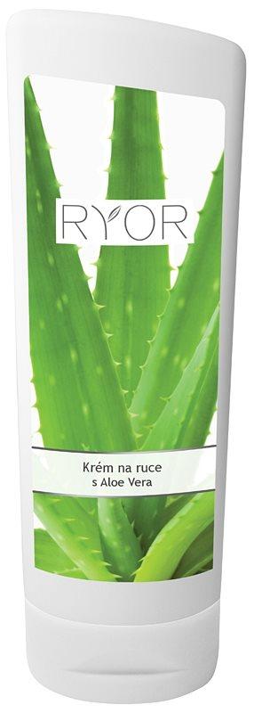 RYOR Face & Body Care krém na ruky s aloe vera