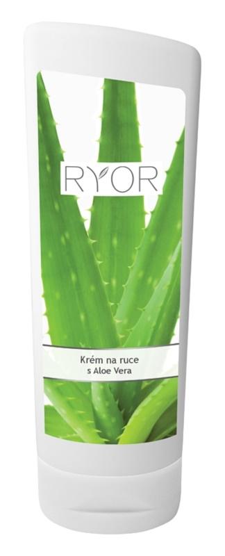 RYOR Face & Body Care krema za roke z aloe vero