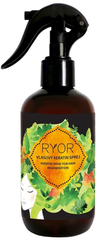 RYOR Hair Care spray de queratina para cabelo
