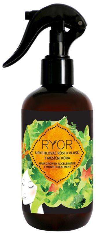 RYOR Hair Care urýchľovač rastu vlasov
