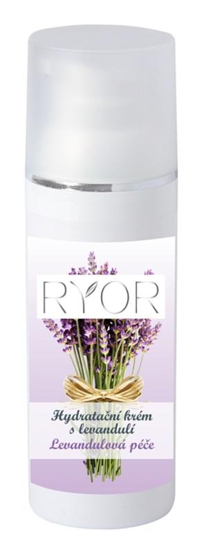 RYOR Lavender Care crema hidratante
