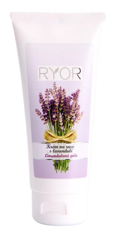 RYOR Lavender Care krém na ruky