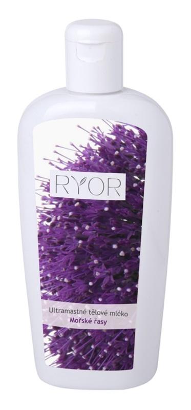 RYOR Marine Algae Care Ultra-Rich Body Lotion