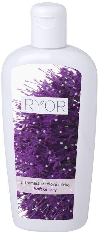 RYOR Marine Algae Care ultramastné tělové mléko