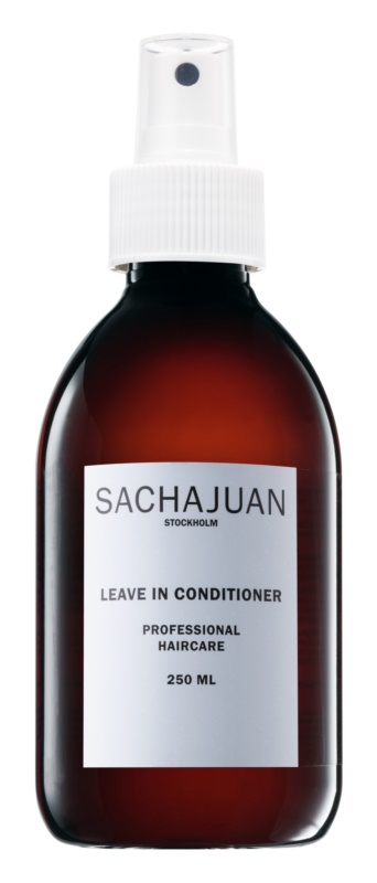 Sachajuan Cleanse and Care balsamo rigenerante senza risciacquo