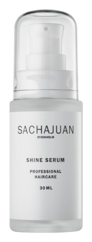 Sachajuan Styling and Finish sérum na vlasy pro zářivý lesk