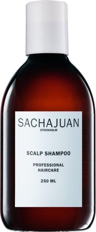 Sachajuan Cleanse and Care šampón proti lupinám