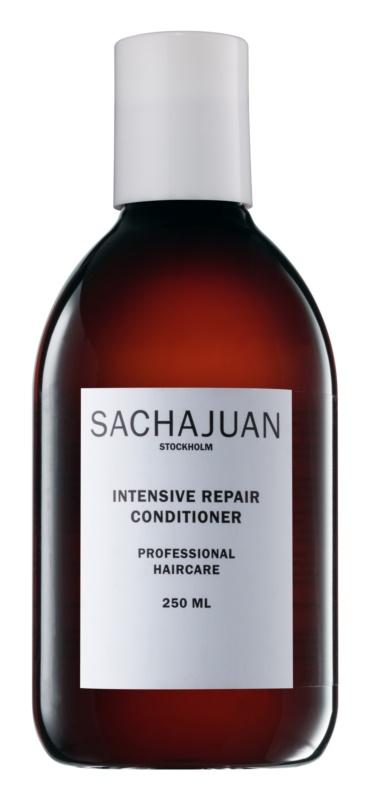 Sachajuan Cleanse and Care Intensive Repair kondicionér pro poškozené a sluncem namáhané vlasy