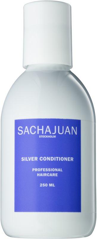 Sachajuan Cleanse and Care Silver vlažilni balzam za nevtralizacijo rumenih odtenkov