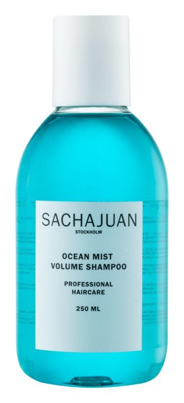 Sachajuan Ocean Mist šampon za volumen za učinek kot s plaže
