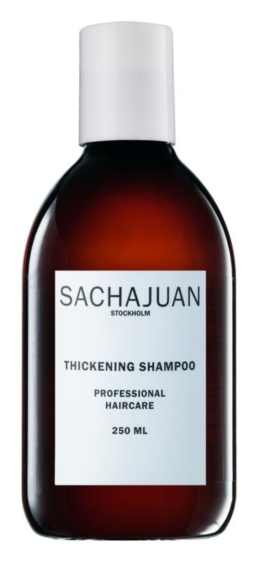 Sachajuan Cleanse and Care šampon za zgostitev