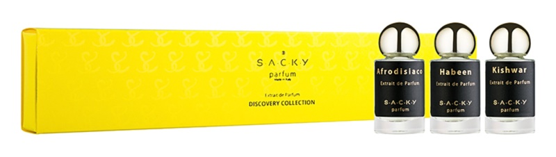S.A.C.K.Y. Discovery Collection Gift Set II.