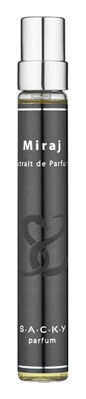 S.A.C.K.Y. Miraj Parfumextracten  Unisex 9,5 ml Navulbare