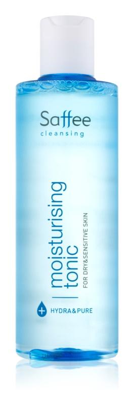 Saffee Cleansing hydratačné tonikum pre citlivú a suchú pleť
