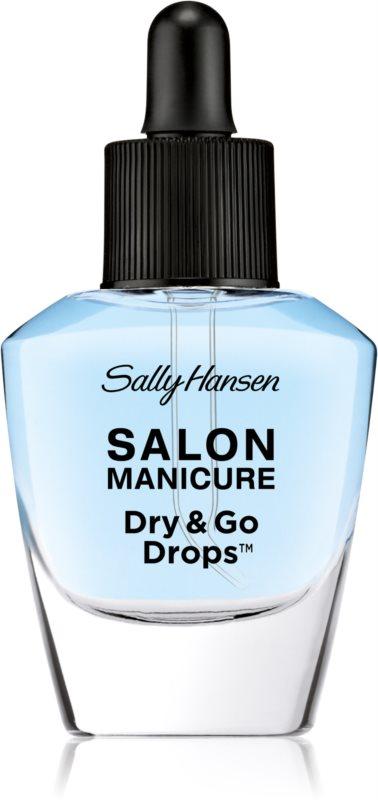Sally Hansen Complete Salon Manicure Dry & Go Drops краплі, які прискорюють висихання  лаку