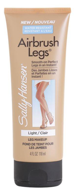 Sally Hansen Airbrush Legs Getinte Voetcrème