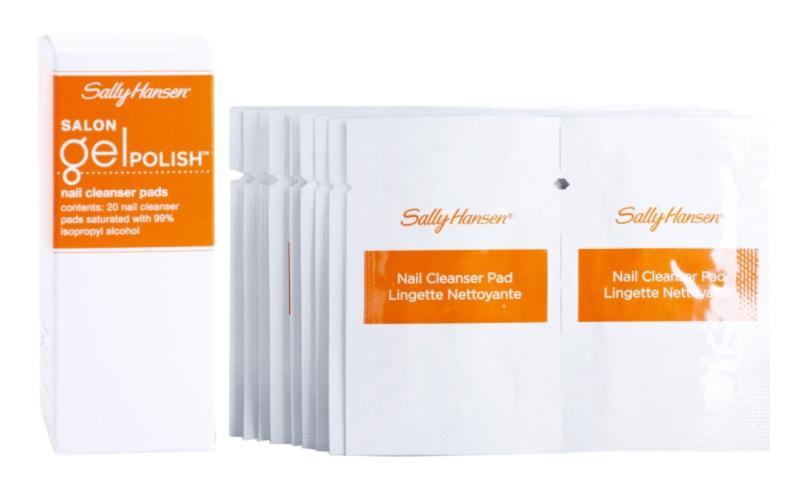 Sally Hansen Salon servetele pentru curatarea unghiilor cu gel