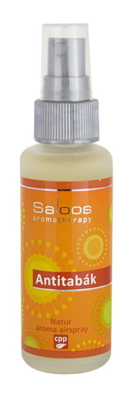 Saloos Natur Aroma Airspray Anti-Tobacco odświeżacz w aerozolu 50 ml