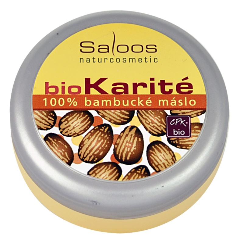 Saloos Bio Karité bambucké máslo