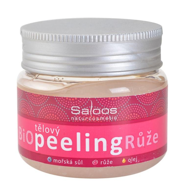Saloos Bio Peeling peeling do ciała róża