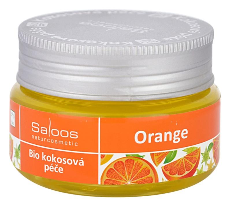 Saloos Bio Coconut Care bio kokosová starostlivosť Orange