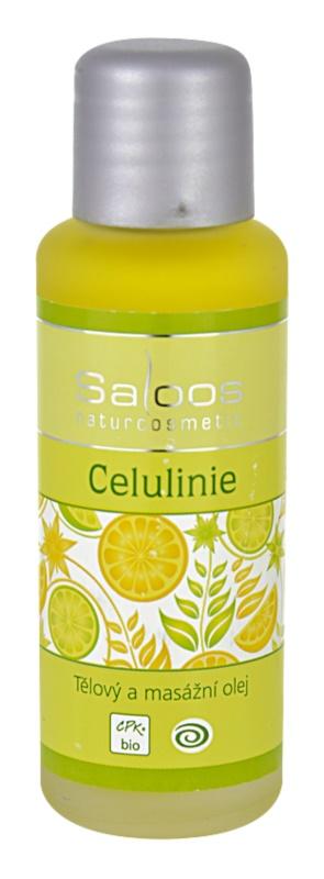 Saloos Bio Body and Massage Oils olejek do masażu Celulinie