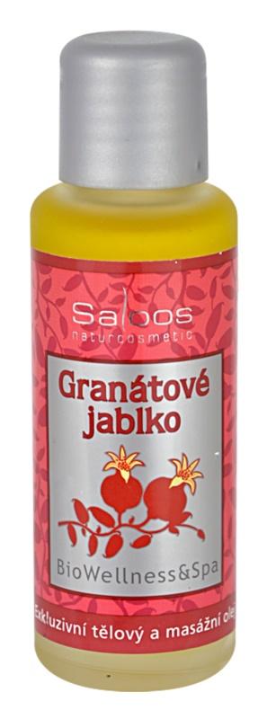 Saloos Bio Wellness tělový a masážní olej