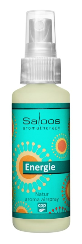 Saloos Natur Aroma Airspray Energy Profumo per ambienti 50 ml