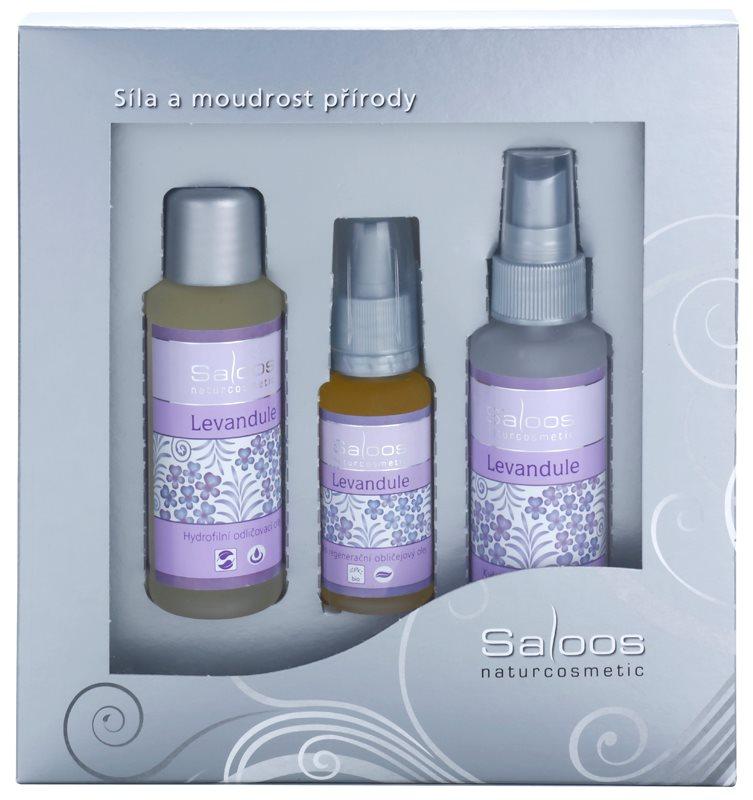 Saloos Face Care Set kosmetická sada II.