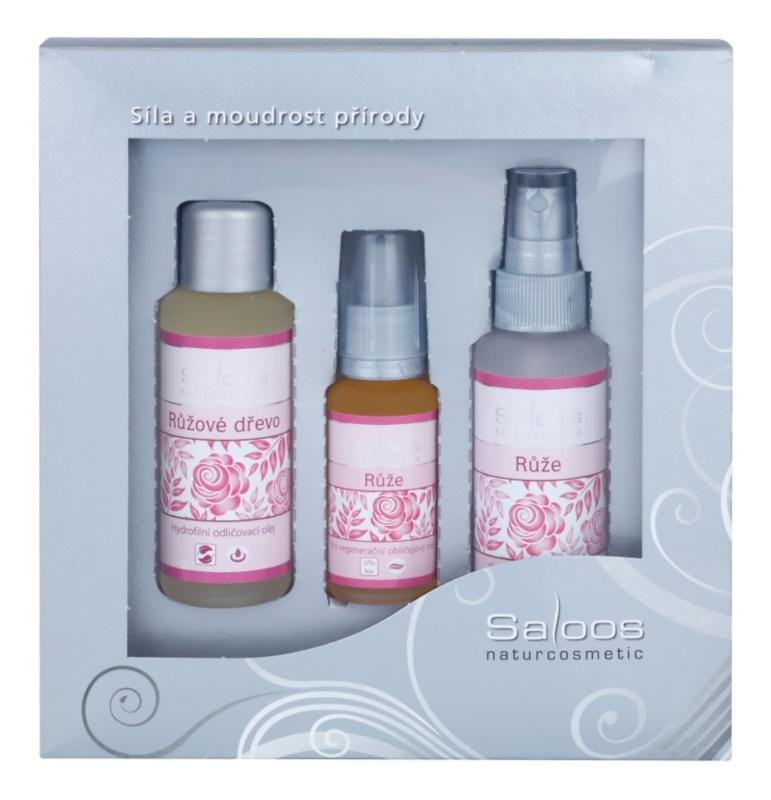 Saloos Face Care Set kosmetická sada III.