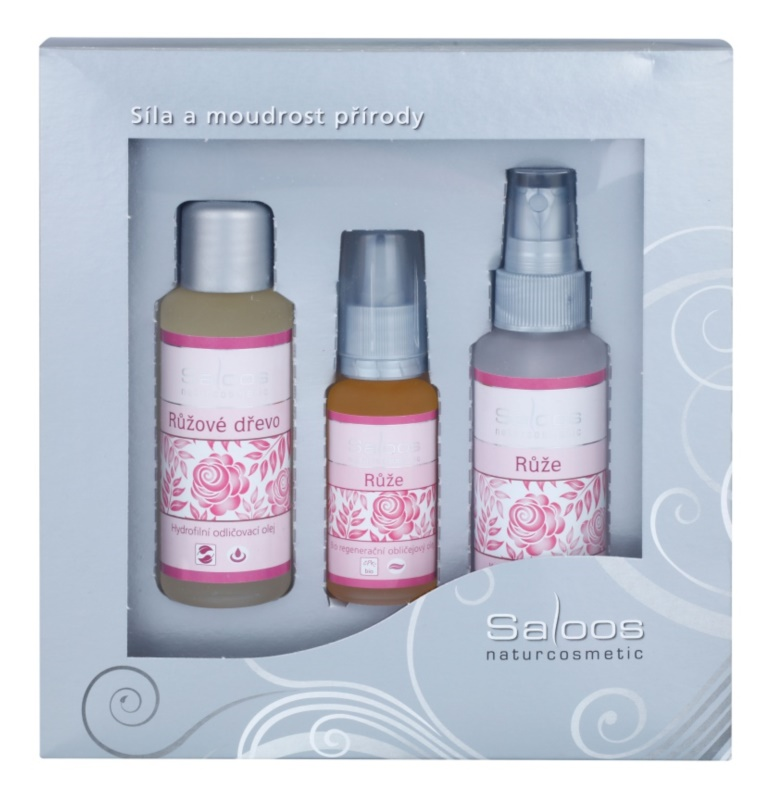 Saloos Face Care Set kozmetični set III.