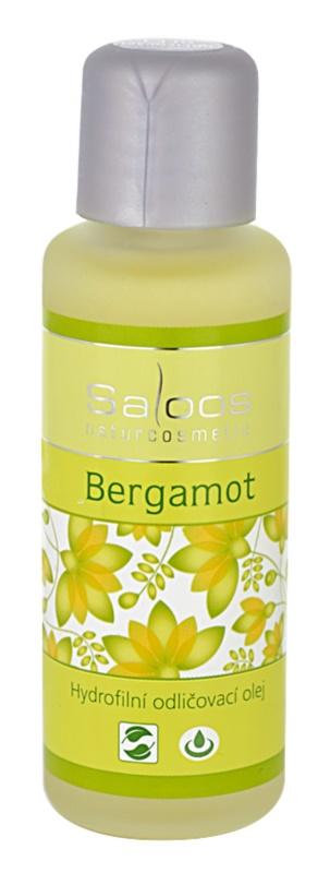 Saloos Make-up Removal Oil olje za odstranjevanje ličil Bergamotka