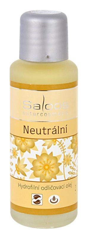 Saloos Make-up Removal Oil odličovací olej neutrální