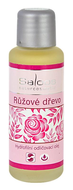 Saloos Make-up Removal Oil odličovací olej Růžové dřevo