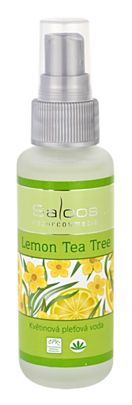 Saloos Floral Water lemon tea tree voda