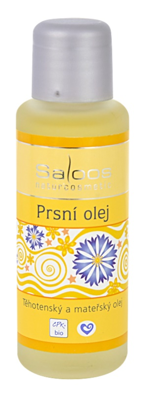 Saloos Pregnancy and Maternal Oil prsní olej