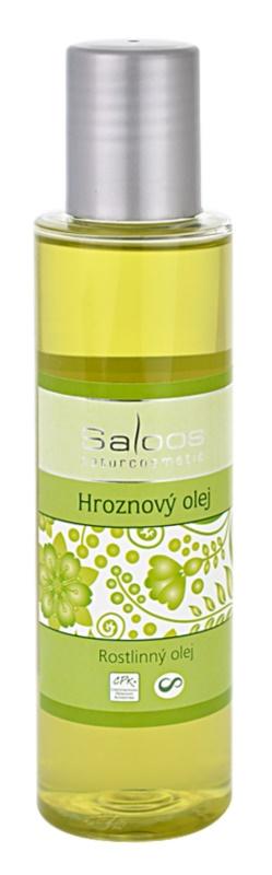 Saloos Oleje Lisované za studena hroznový olej