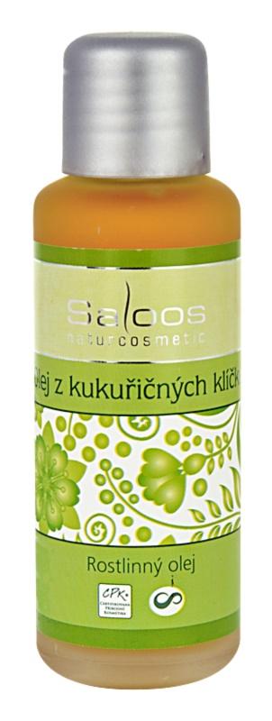 Saloos Oleje Lisované za studena olej z kukuřičných klíčků