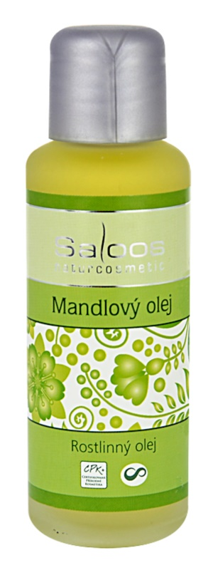 Saloos Oils Cold Pressed Oils Almond Oil