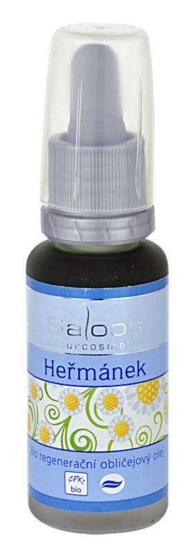 Saloos Bio Regenerative bio regeneračný pleťový olej Harmanček