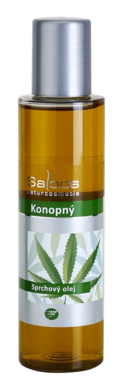 Saloos Shower Oil конопляна олійка для душу
