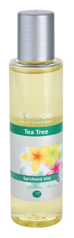 Saloos Shower Oil sprchový olej Tea Tree