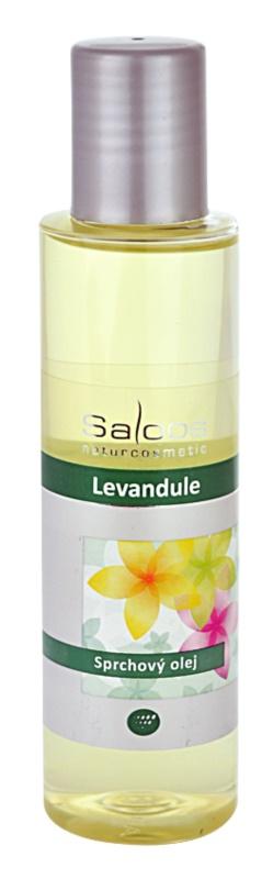 Saloos Shower Oil olejek pod prysznic Lawenda