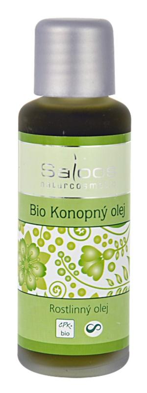 Saloos Oils Bio Cold Pressed Oils bio konopný olej