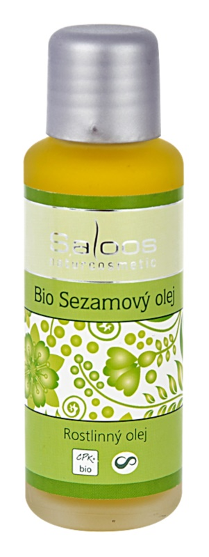 Saloos Oils Bio Cold Pressed Oils Bio Sesame Oil